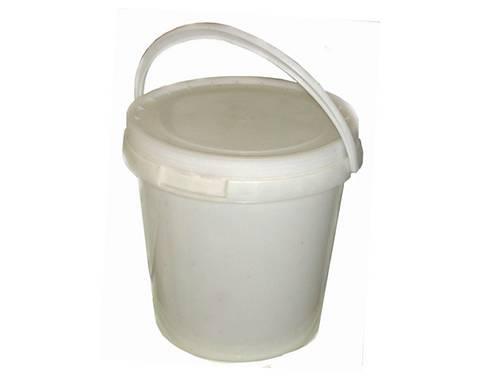 Герметичное пищевое пластиковое ведро, контейнер 18л.