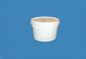 Герметичное пищевое пластиковое ведро, контейнер 11л.