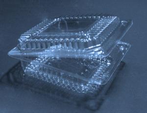 Неразъемный контейнер КН-121 (400мл.)