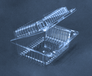 Неразъемный контейнер КН-133 (550мл.)