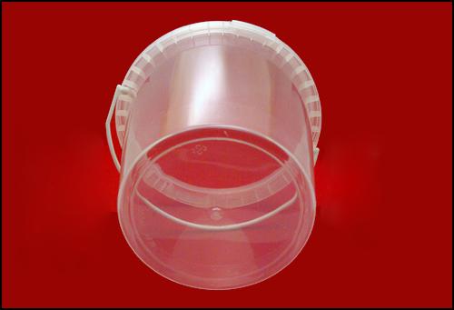 Герметичное пластиковое ведро-контейнер 1л.