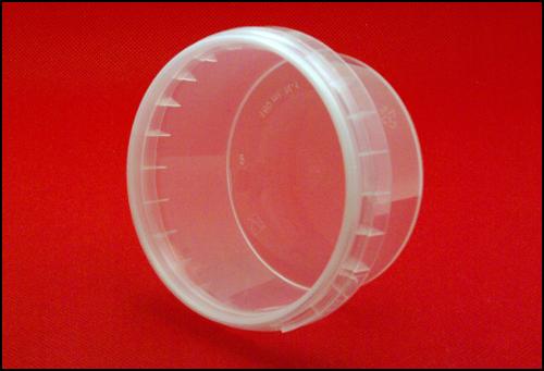 Герметичная пластиковая банка-контейнер 180 миллилитров