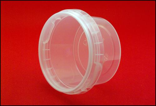 Герметичная пластиковая банка-контейнер 210 миллилитров