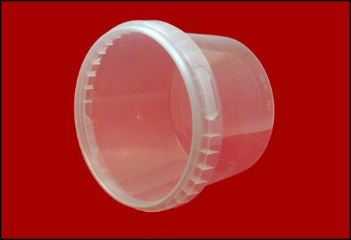 Герметичная пластиковая банка-контейнер 565 миллилитров