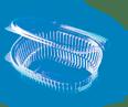 Пластиковые контейнеры: Разъемные, неразъемные, лотки под запайку